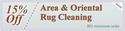 Cleaning Coupons | 10% off area rug cleaning | Rug Cleaning Manhattan